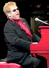 Elton- répertoire proposé - cours de piano Angers